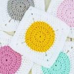 crochet granny square patterns ggnoads