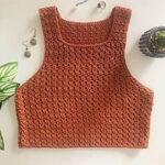 crochet tank top patterns ggnoads 1 1 1