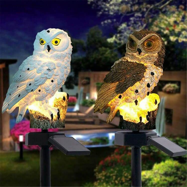 GARDEN OWL'S