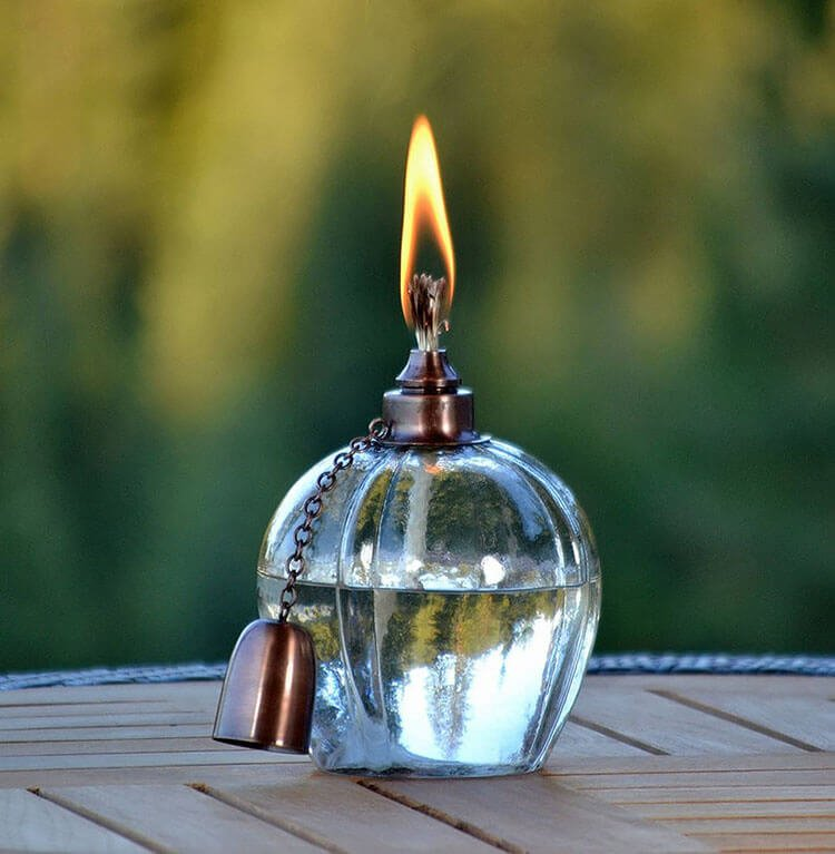 TABLE TOP DECK TORCH