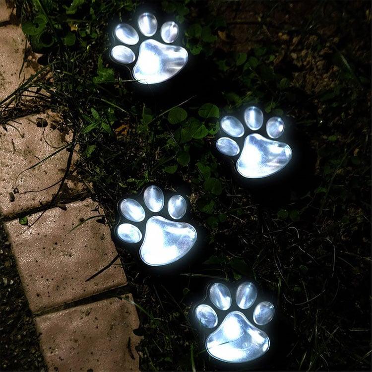 DOG PAW LIGHTS
