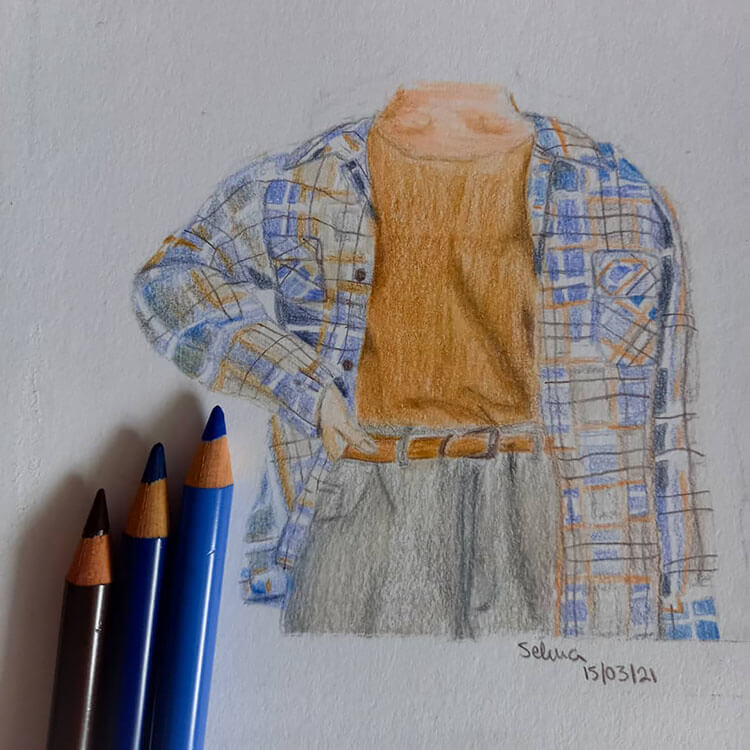 flannel shirt with pants