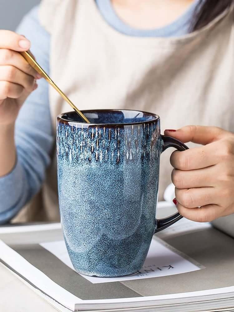 CERAMIC COFFEE MUG Ceramic Gift Ideas