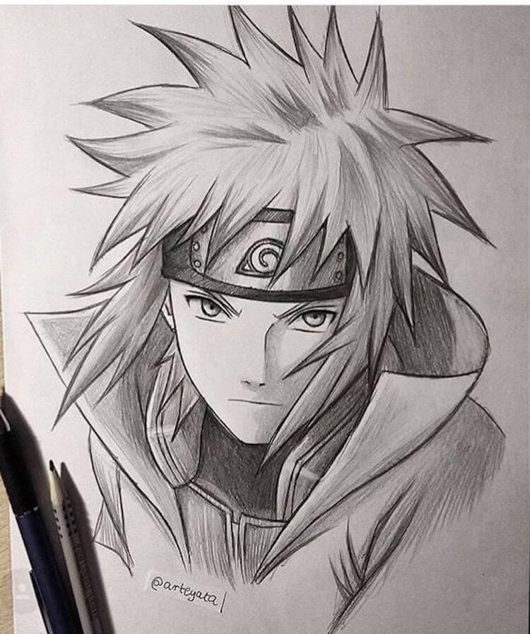 minato drawing