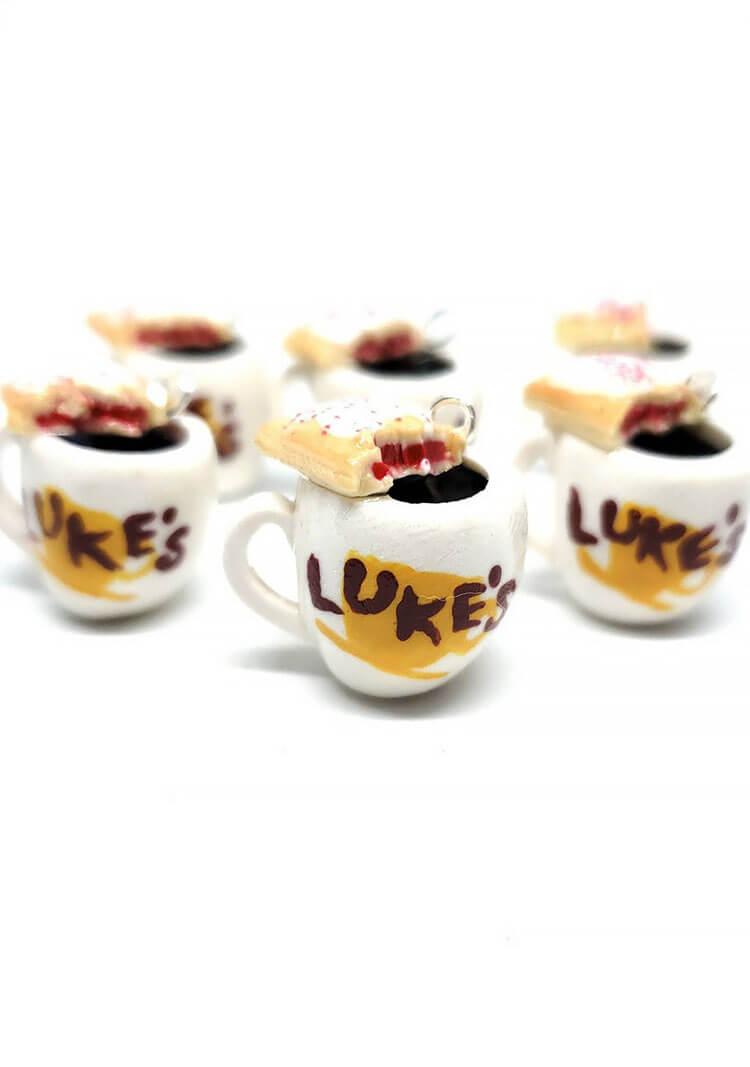 Luke's coffee shop charm