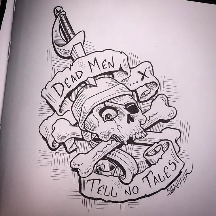 los hombres muertos no cuentan cuentos