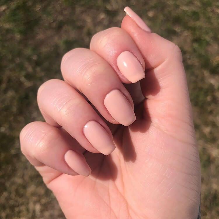 short coral nails
