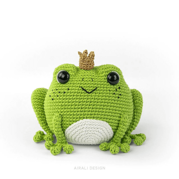 prince perry frog