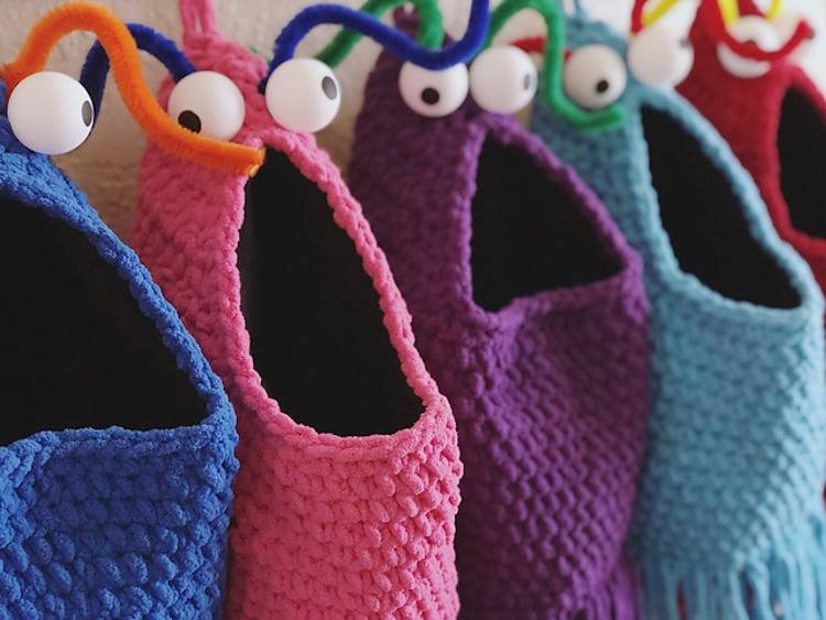 crochet yip yaps