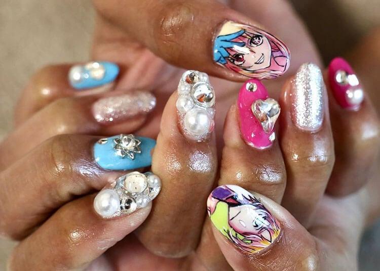 Shinoko nails