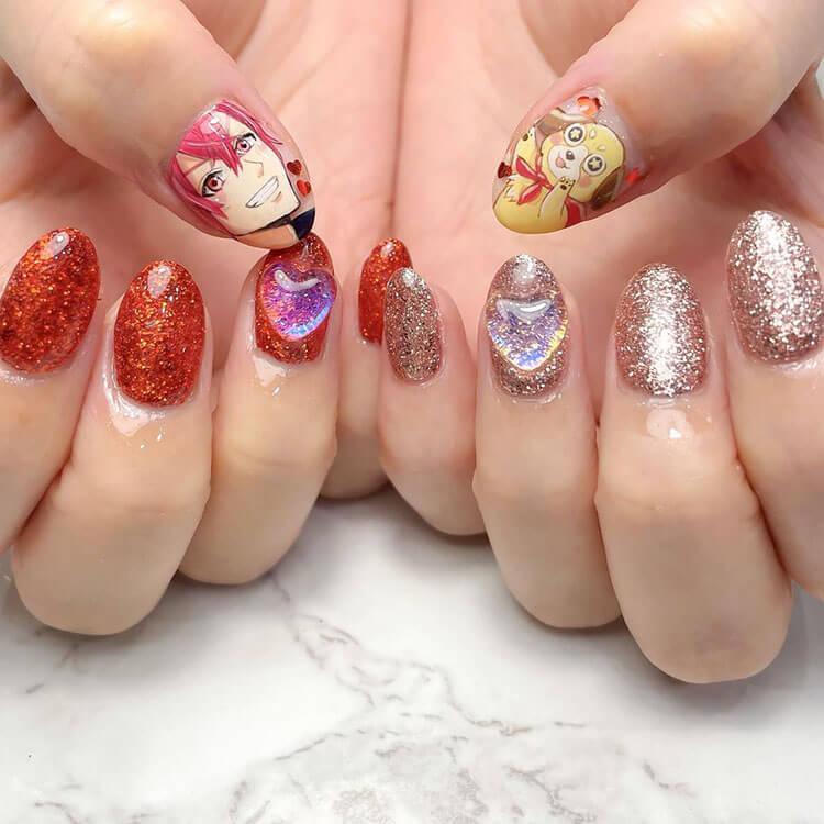 Urashimasakatasen Nails