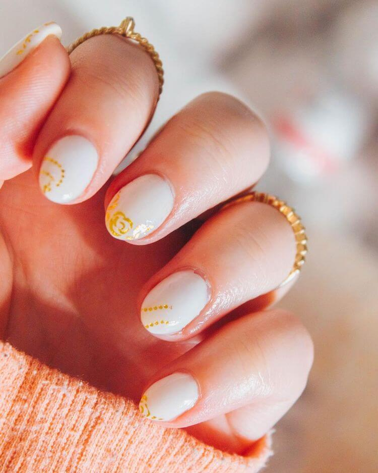 spiritual nails