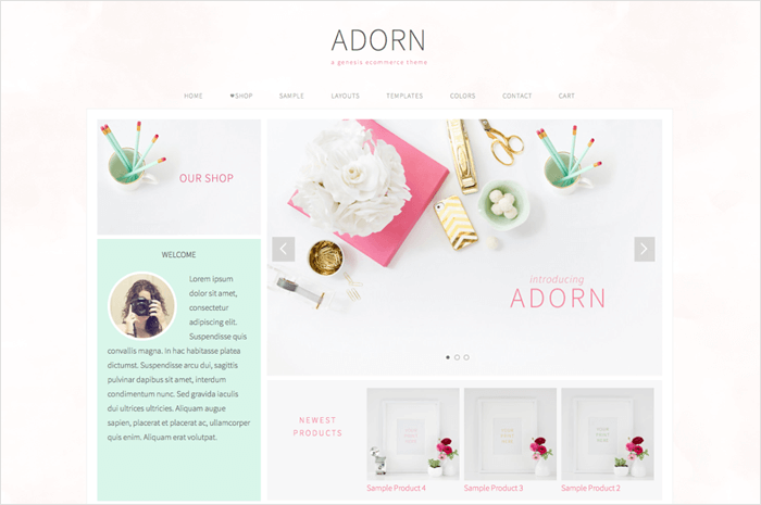 adorn-wordpress-theme