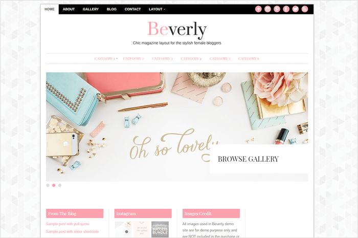 beverly-wordpress-theme