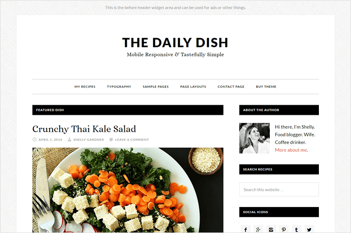 daily-dish-wordpress-theme