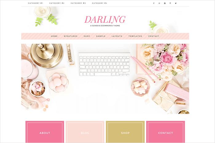 darling-wordpress-theme