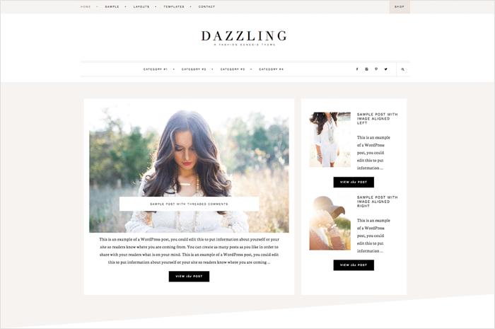 dazzling-wordpress-theme