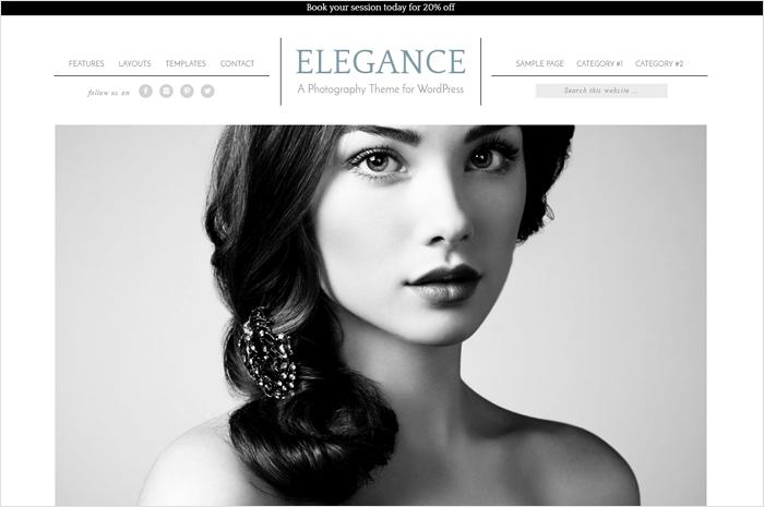 elegance-studiopress-wordpress-theme
