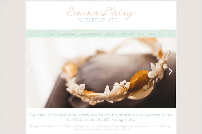 emma-daisy-wordpress-theme
