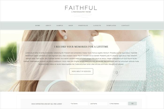 faithful-wordpress-theme