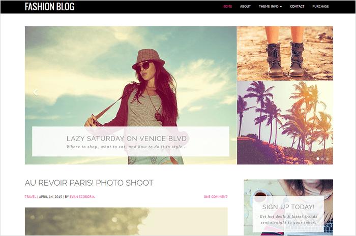 fashion-blog-wordpress-theme