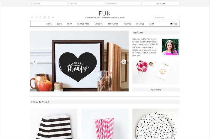 fun-wordpress-theme