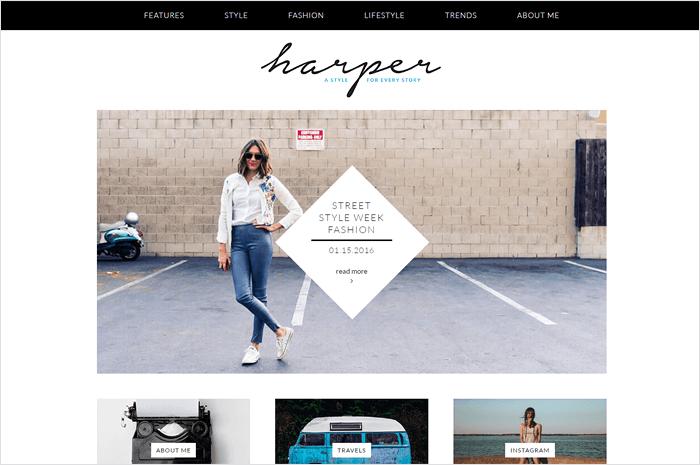 harper-wordpress-theme