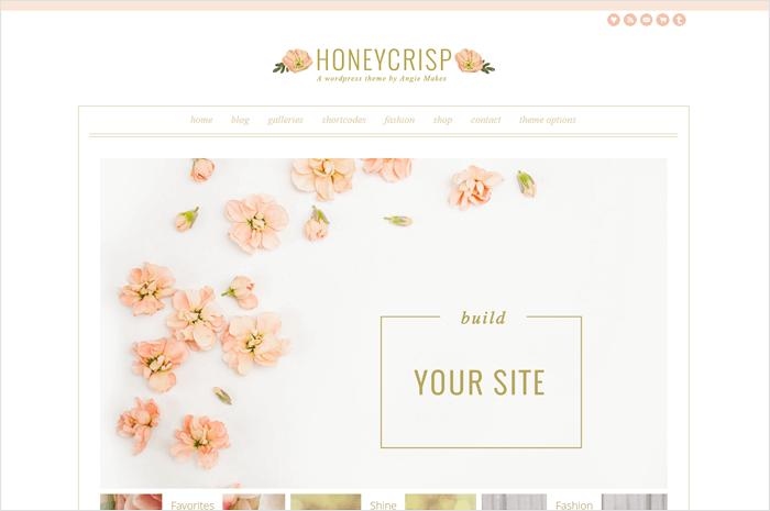 honeycrisp-wordpress-theme