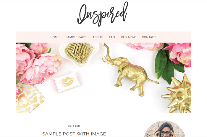 inspired-blogger-template