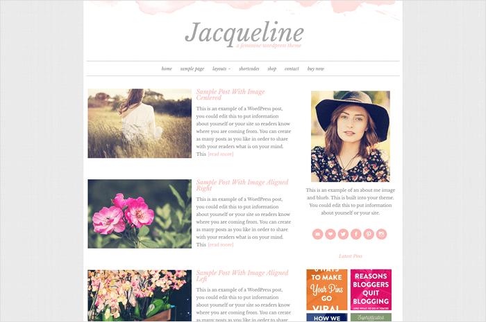 jacqueline-wordpress-theme