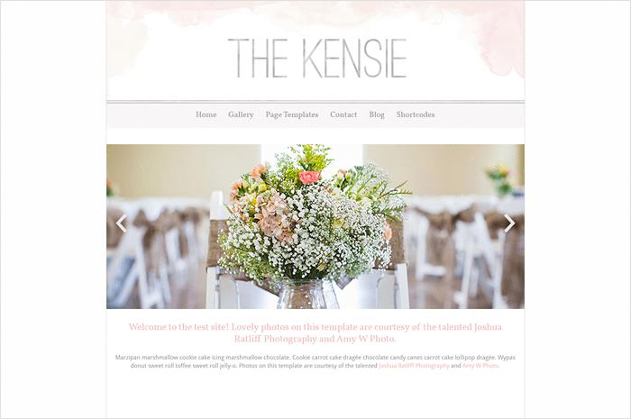 kensie-wordpress-theme