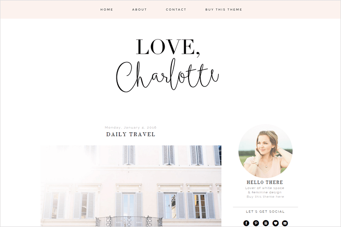 love-charlotte-blogger-template