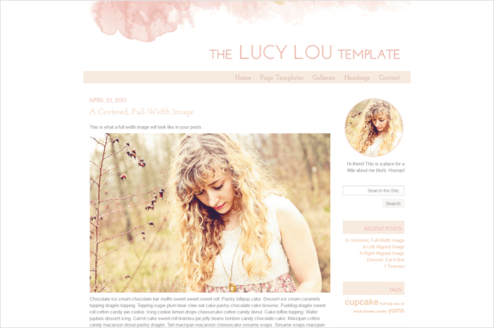 lucy-lou-wordpress-theme