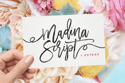 madina-script