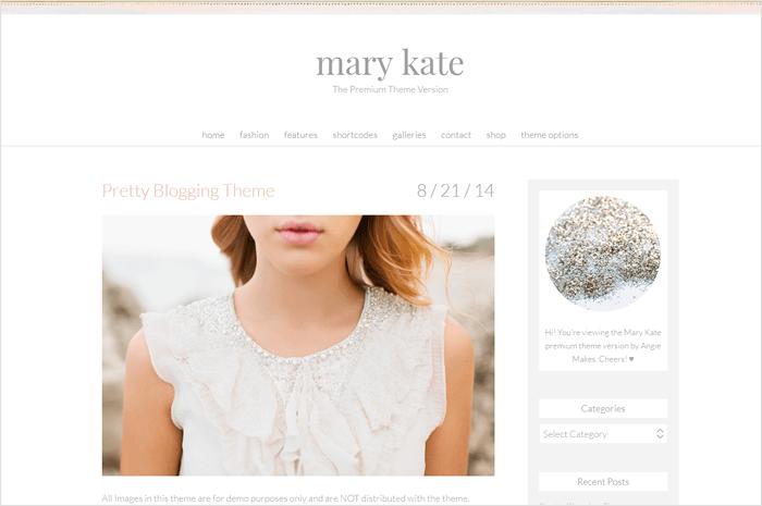 mary-kate-wordpress-theme