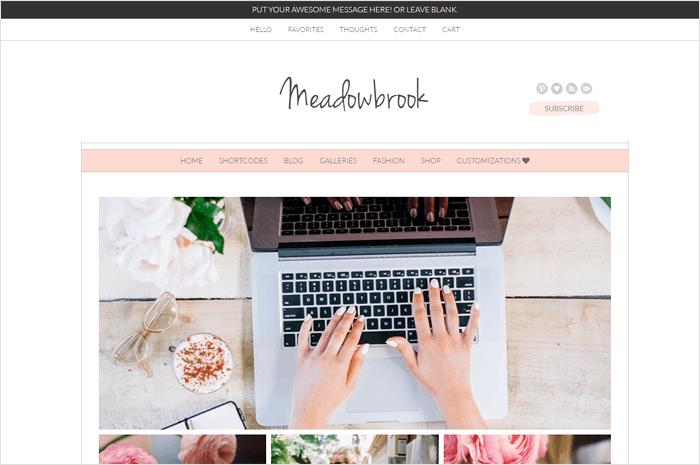 meadowbrook-wordpress-theme