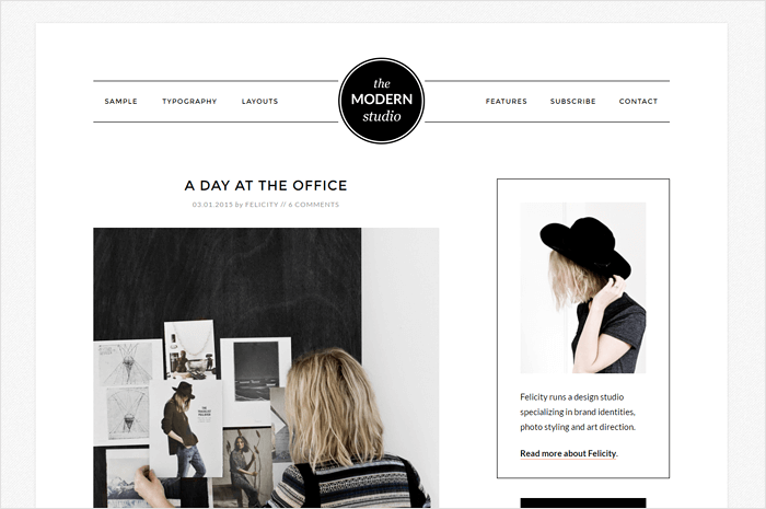 modern-studio-wordpress-theme