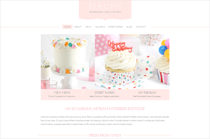 naomi-wordpress-theme