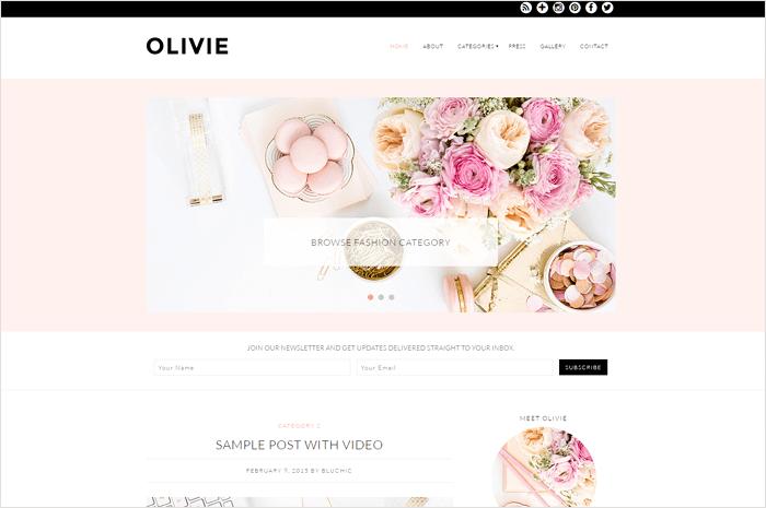 olive-wordpress-theme