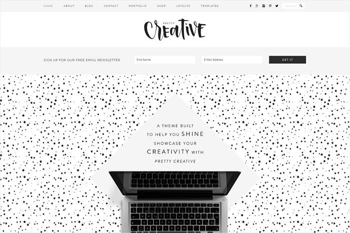 pretty-creative-wordpress-theme