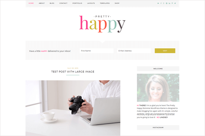 pretty-happy-wordpress-theme