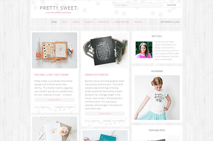 pretty-sweet-wordpress-theme
