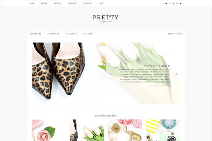 pretty-wordpress-theme