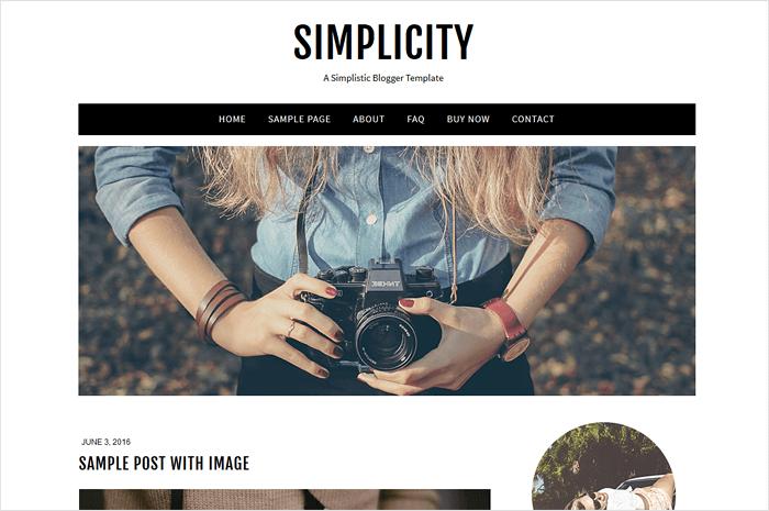 simplicity-blogger-template