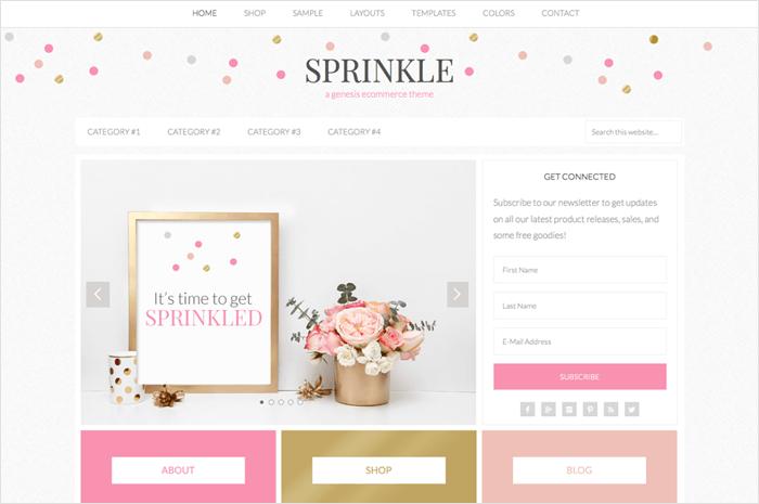 sprinkle-wordpress-theme